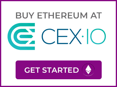 Buy Ethereum at CEX exchange