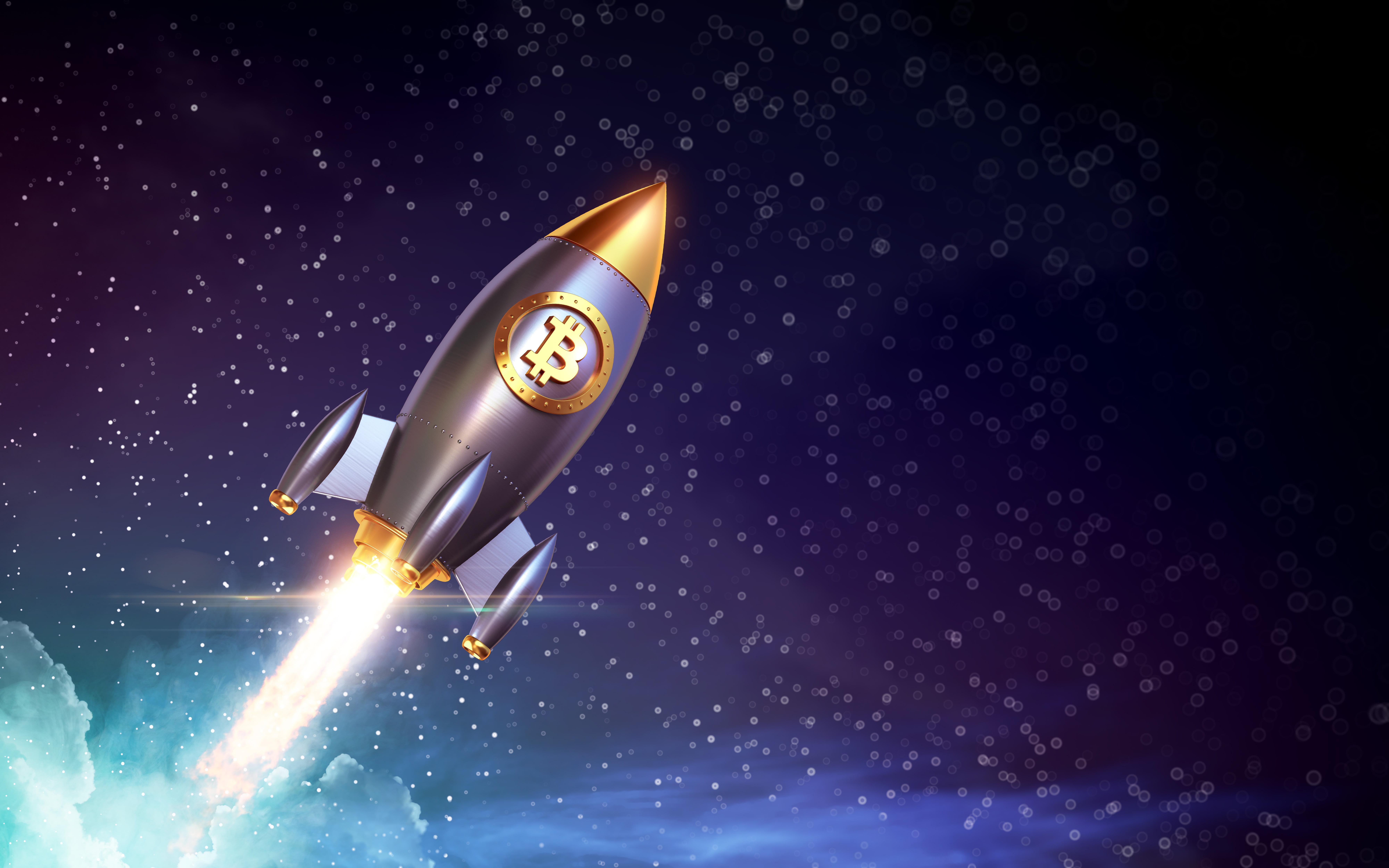 How to earn bitcoin - rocket