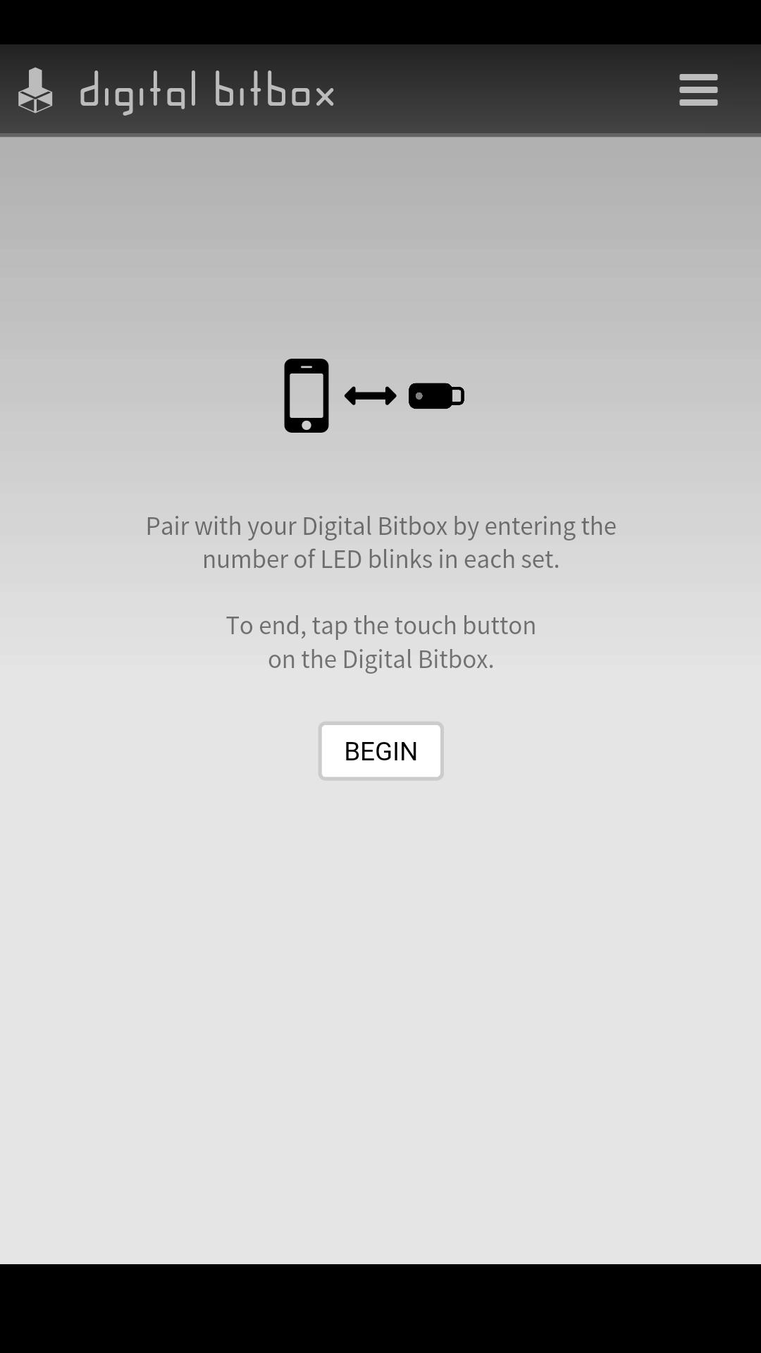 Digital Bitbox Mobile App Setup 3