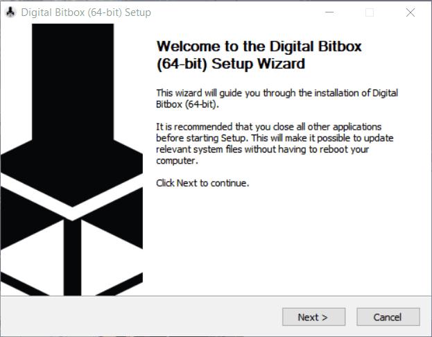 Digital Bitbox Setup 1