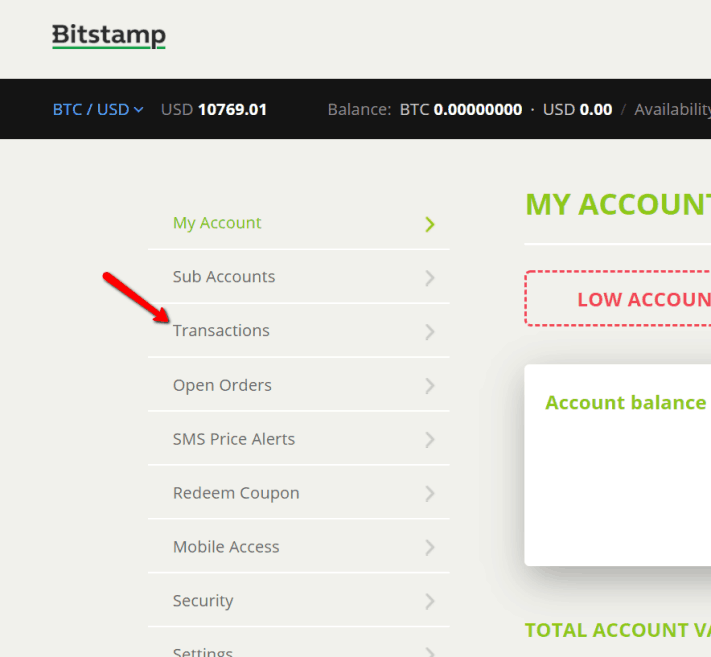 Buy bitcoin bitstamp