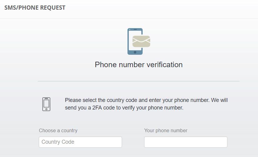 CEX exchange Authentication 2