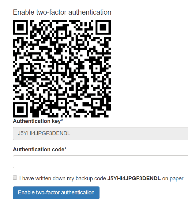 LocalBitcoins Authentication 4