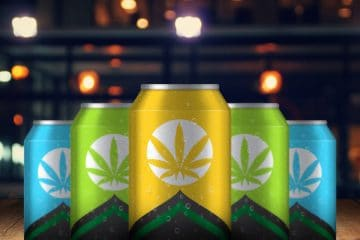 Heineken Cannabis Infused Beer
