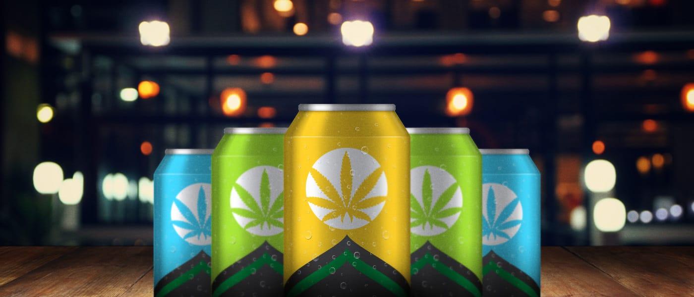 Heineken Cannabis Infused Beer