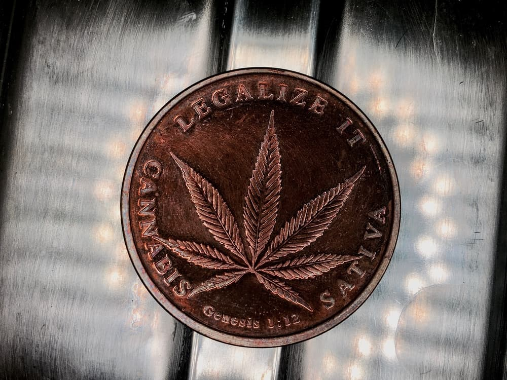 Legalize It Marijuana Coin