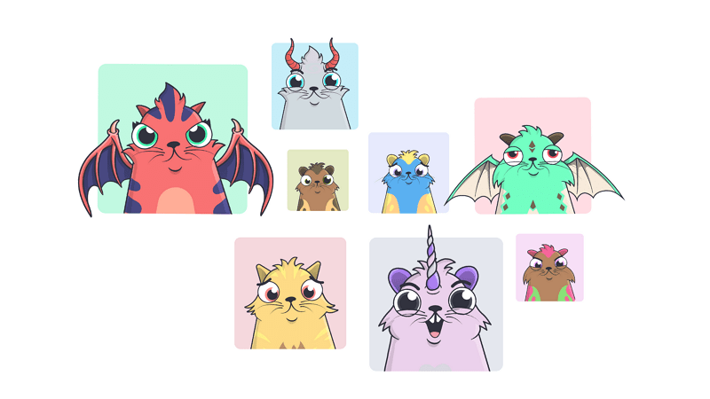 CryptoKitties Banner