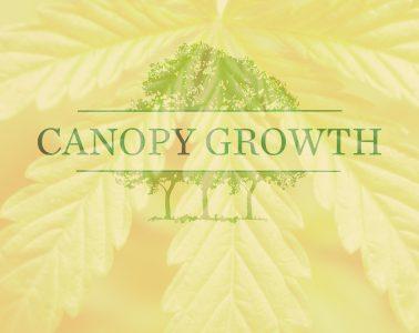 Canopy Growth - marijuana