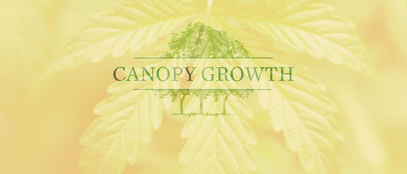 Canopy Growth - marijuana