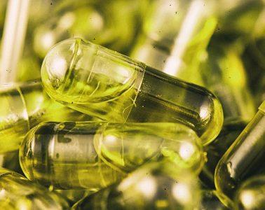 mj - marijuana oil capsules