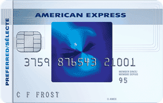 American Express SimplyCash Preferred Card