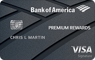 Bank of America Premium Rewards Visa