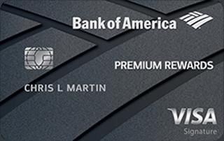 Bank of America Premium Rewards Visa