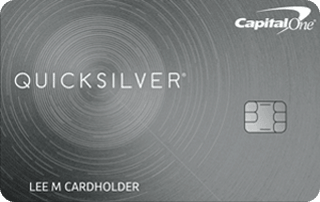 Capital One Quicksilver Visa