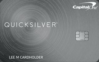 Capital One Quicksilver Visa