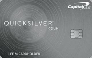 Capital One QuicksilverOne