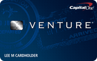 Capital One Venture Visa