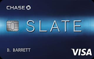 Chase Slate Visa