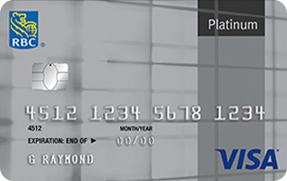 RBC Visa Platinum Card