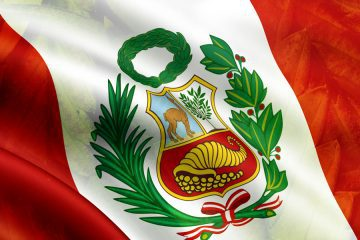 Marijuana - Peru flag - mj