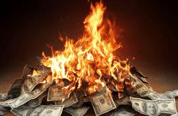money-cash-fire